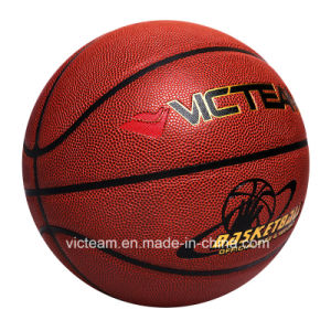 Customized Official Size 5 Deflatable Basketball pictures & photos