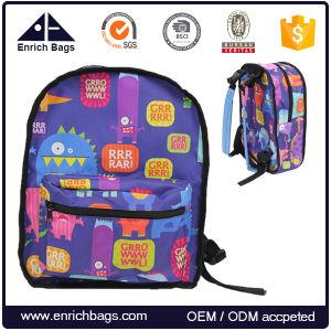 New Reversible Cartoon School Backpack Popular Kids Backpack School pictures & photos