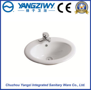 Ceramic Above Counter Basin (YZ1321)
