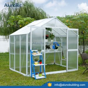 Twin Wall PC Sheet Greenhouse pictures & photos