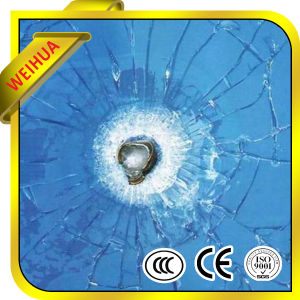 Safety Bulletproof Glass for Bank Counter Ballistic Resistant Glass pictures & photos