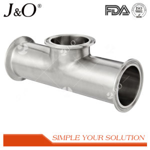 Sanitary Stainless Steel Clamp Short Type Tee pictures & photos