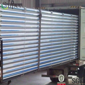 Heat-Insulated Fireproof Building Material EPS Sandwich Panel pictures & photos