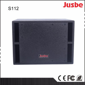 China Best Selling S112 700W 12 Inch Passive Subwoofer pictures & photos
