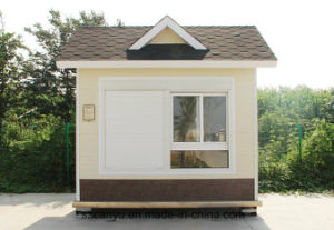 Luxury Wooden Very Cheap Trailer Container House pictures & photos