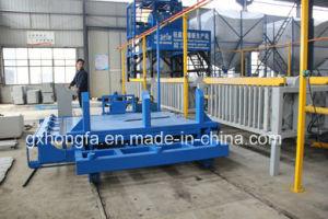 Mobile EPS Concrete Foam Sandwich Wall Panel Machine pictures & photos