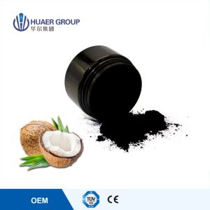100% Organic Coconut Shell Charcoal Teeth Whitening Powder pictures & photos