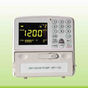 0.1-1200ml/Hr Ce Marked Vet/Human Infusion Pump pictures & photos