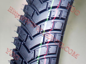 OEM Quality Level Motorcycle Tyre 3.50-18 Neumá Tico pictures & photos