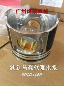 Mahle Piston for Cummins Diesel Excavator Engine 6CT (230) Made in China pictures & photos