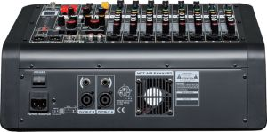 Special New Design Powered Mixer CF80p Series Professional Amplifier pictures & photos