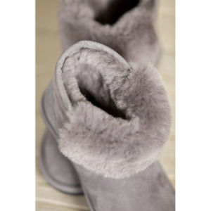 Women′s Winter Snow Sheepskin Boots pictures & photos