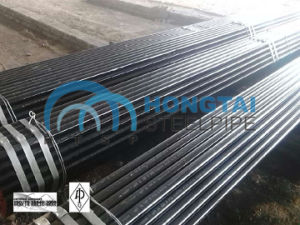 Top Hot Rolled ASME A106 Gr B Seamless Steel Pipe with API Certificate pictures & photos