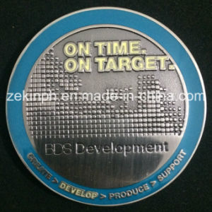 Custom Cheap Challenge Coin, Customized Soft Enamel Metal Coin pictures & photos