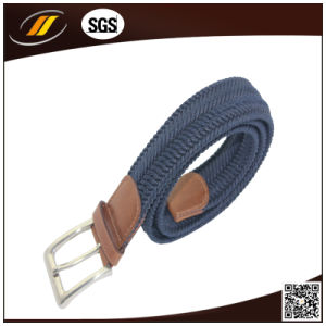High Quality Western Braided Man Belts with Pin Buckle