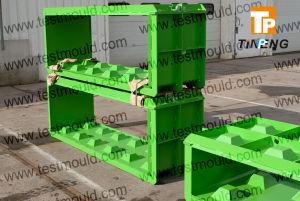 Steel Concrete Interlocking Block Mould pictures & photos