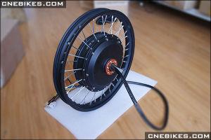 Ebike 72V 5000W Hub Motor Kit Bicycle Kit pictures & photos