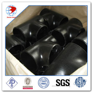 Sch160xsch80 ASTM A234 Wpb Seamless Bw Equal Tee pictures & photos