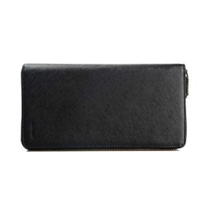 Men Wallet Cowhide Genuine Leather Men′s Business Clutch Wallet pictures & photos