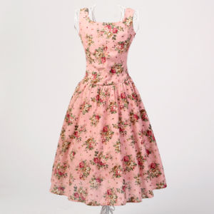 Plus Size Women Clothing Rockabilly Vintage Style Bridesmaid Dresses Party Prom pictures & photos