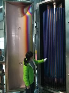 2 Meters High Temperature Coating Machine for Tube pictures & photos