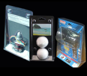 OEM Plastic Blister Packaging box with printing cardboard pictures & photos