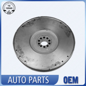 Custom Made Car Parts, Flywheel Cast Iron Car Parts pictures & photos