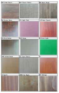 E1 Melamine MDF AA Grade Decorative MDF Board pictures & photos