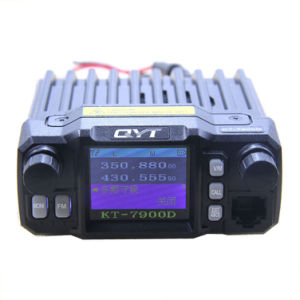 Kt-7900d UHF/VHF Qual Band Quad Standby CB Radio pictures & photos