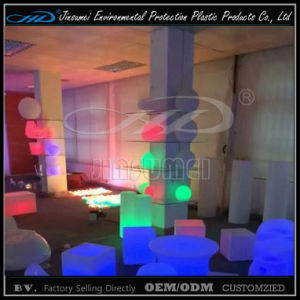 LED 40cm 50cm Cube Lighting Furniture with BV pictures & photos