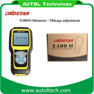 Upgrade Online Change Car Mileage Odometer Adjustment and Obdii X300m Obdstar pictures & photos