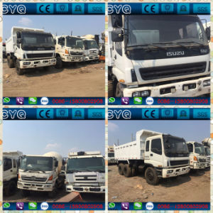 Japan Original Isuzu/Hino Dump Truck for Sale pictures & photos