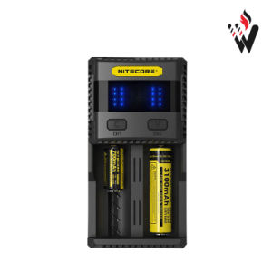 Nitecore Sc2 Charger for E Cig 18350 18650 26650 Batteries