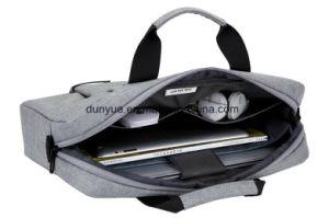 "Practical Design Portable Nylon Laptop Messenger Bag, OEM Multi-Functional Laptop Briefcase Bag Fit For13"", 14"", 15"", 15.6"" Laptop pictures & photos"