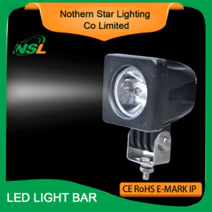 LED Work Light for UTV Factory Directly Car Auto Parts Portable Super Bright Waterproof 10W CREE Chip pictures & photos