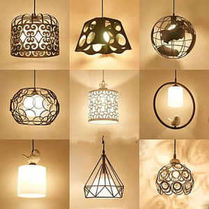 Geometric Shape Coffee Shop Bar Ceiling Lamp Light pictures & photos