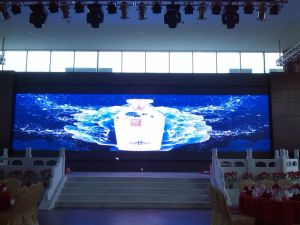 Indoor P5 Full Color LED Display pictures & photos
