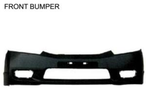 Car Bumper/ Car Accessories/ Auto Car Bumper/ Auto Spare Parts/ Auto Accessories for Honda pictures & photos