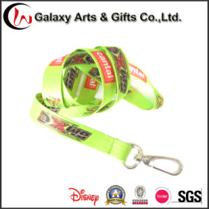 20mm Custom Logo Promotion Polyester Sublimation Printing Neck Lanyards pictures & photos
