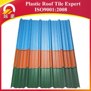 Anti-Corrosion PVC Roof Sheet/UPVC Roof Tile pictures & photos