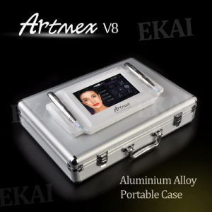 2 Intelligent Handpieces 7 Inch Touch Screen Permanent Makeup Machine Artmex V8 pictures & photos