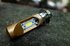 Motorcycle LED Bulb for Headlight with High Beam & Low Beam pictures & photos
