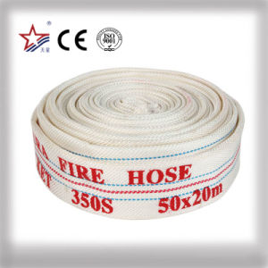 PVC Lined Fire Fighting Resistant Hose pictures & photos