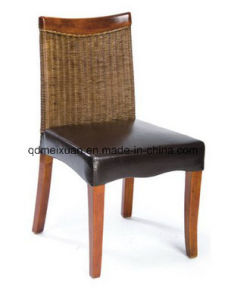 Solid Wood Dining Chairs Wooden Hotel Chair (M-X3837) pictures & photos