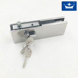 Glass Clamp Patch Fitting for Floor Hinge pictures & photos