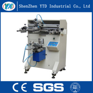 Bottle/Cup Cylinder Screen Printing Machine pictures & photos