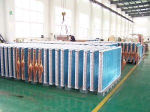 High Performance Air Forced Evaporator for Heat Pump pictures & photos