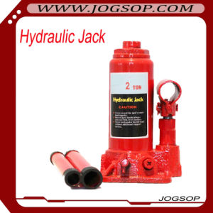 Hydraulic Bottle Lift Jack Floor Jack Trolley Lift Jack pictures & photos