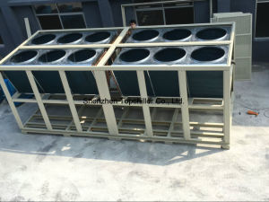 R134A 138kw Air Cooled Glycol Water Chiller in Saudi Arabia pictures & photos