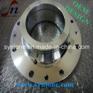 Stainless Steel Forging and Machining Polishing Flange pictures & photos